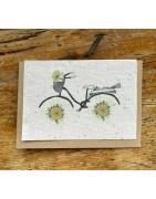 Cartes postales à planter