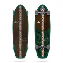 "SURFSKATE YOW TEAHUPOO 34""..."