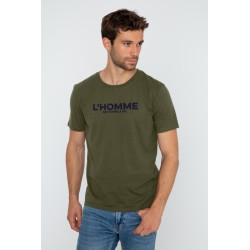 T-SHIRT HOMME QUI TOMBE A...
