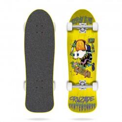 """Skateboard CRUISER 9""""X31""""..."""